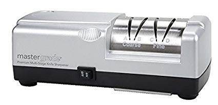Master Grade Premium Multi-stage Electric Knife Sharpener